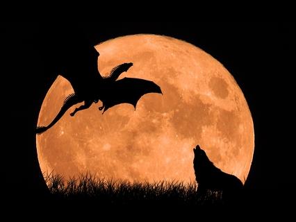 Shamanic Drumming with the Dragon Moon & Autumn Thunder