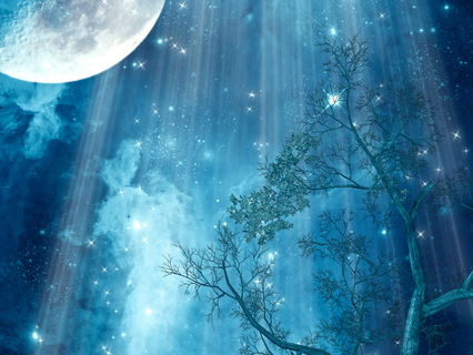 Deep Sleep Meditation with Affirmations: Unstoppable Courage