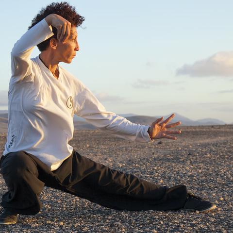 Meditation practice: Qi Gong