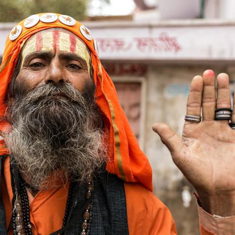 Meditation practice: Sahaja Yoga