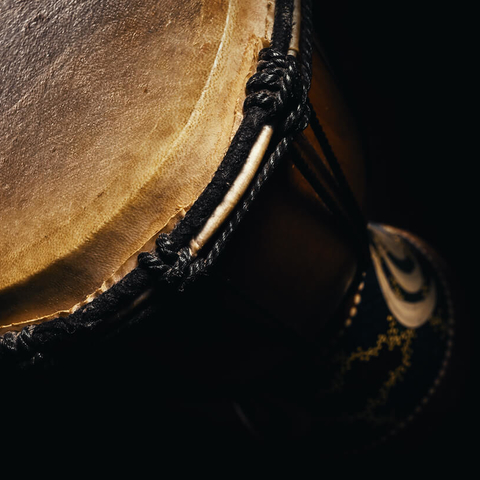 Meditation practice: Shamanic Drumming