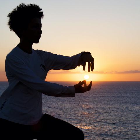 Meditation practice: Tai Chi