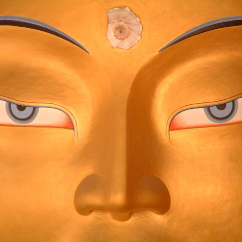 Meditation practice: Third-Eye Meditation