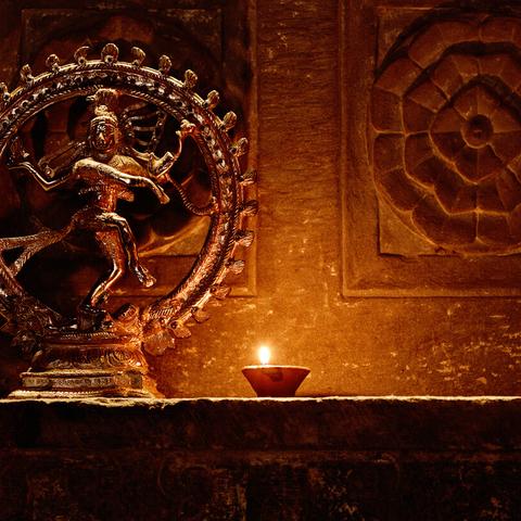 Meditation practice: Vedantic