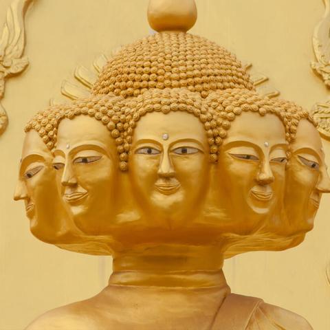 Meditation practice: Vipassana