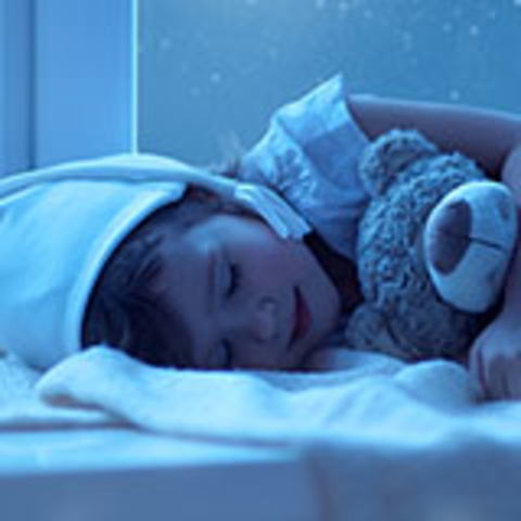 Meditation benefit: Sleep ∙ kids