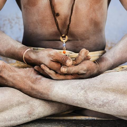 Meditation practice: Jivamukti Yoga