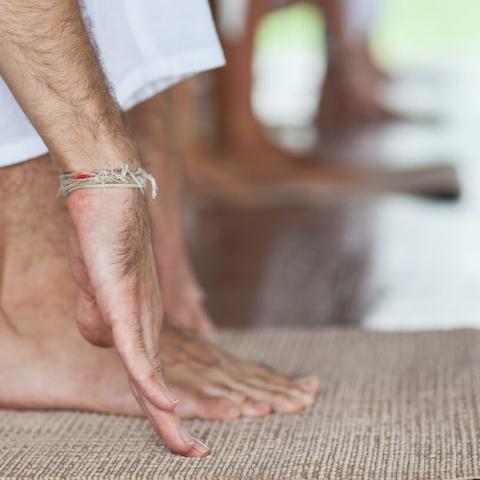 Meditation practice: Kriya Yoga