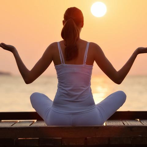 Meditation practice: Kundalini Meditation