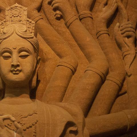 Meditation origin: Hinduism