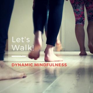 Meditation name: Let's Walk!