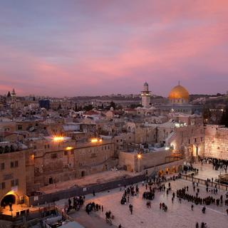 Meditation name: The Jerusalem Gates Meditation