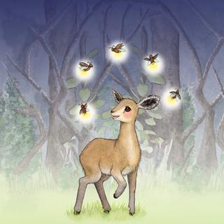 Meditation name: For Children: Firefly Meditation for Peaceful Sleep