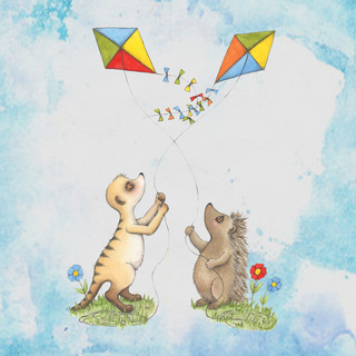 Meditation name: For Kids: Kite Meditation for Love & Connection