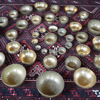 Meditation name: Tibetan Bowls with Binaural Beats