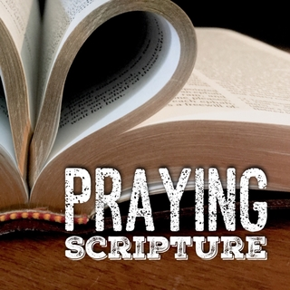 Meditation name: Praying The Scriptures Back To God