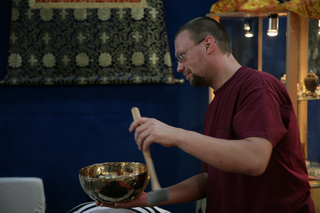 Meditation name: Om: Tibetan Singing Bowls