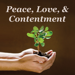 Meditation name: Peace, Contentment, and Love