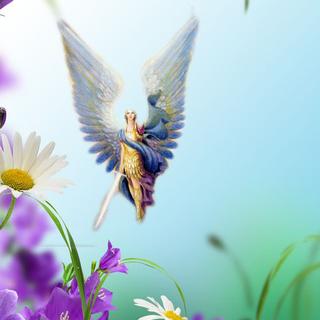 Meditation name: Garden Meditation with Archangel Michael