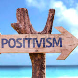 Meditation name: Positivismo