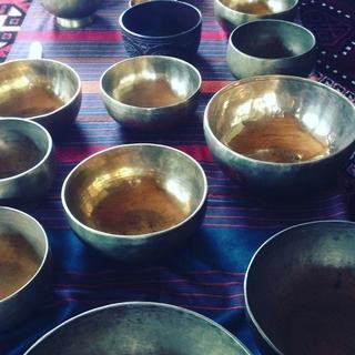 Meditation name: Tibetan bowls, with binaural beats & isochronic Tones at 528Hz