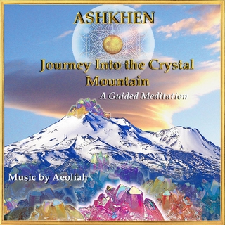 Meditation name: Journey Into the Crystal Mountain