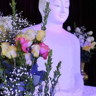 Meditation name: Buddhanussati (meditación sobre el Buda)