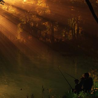 Meditation name: Mystical River
