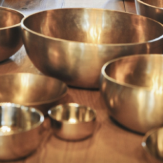 Meditation name: Singing Bowls & Gongs