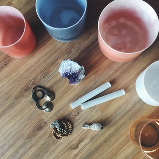 Meditation name: Crystal Singing Bowl and Gong Healing Meditation