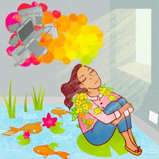 Meditation name: Detox Your Digital Mind