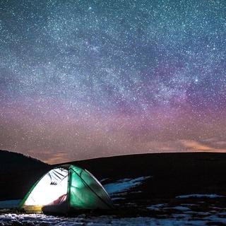 Meditation name: Rain Falling on a Tent