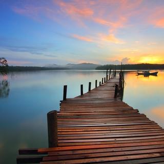 Meditation name: At The Edge of the Lake