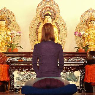Meditation name: Meditação Anapana (respiração)