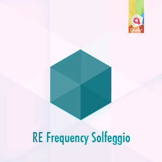Meditation name: Solfeggio 3D - RE Frequency 417 Hz