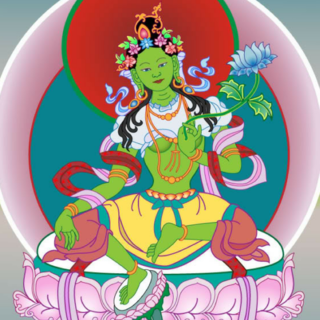 Meditation name: Green Tara Blessings