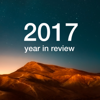 Meditation name: 2017 Year in Review