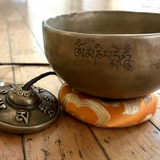 Meditation name: Ancient Wisdom – Tibetan Bowls Meditation