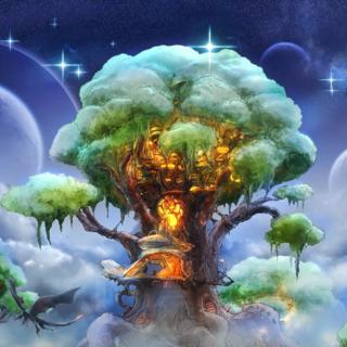 Meditation name: Meditation for Kids: Your Secret Treehouse