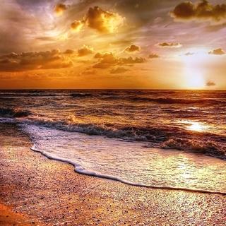 Meditation name: Ocean Beach Retreat - Sound Of Calming Waves