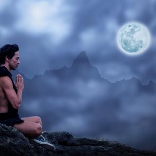 Meditation name: Moonlit Flute