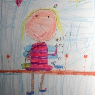 Meditation name: Lilis Welt – Entspannungsmeditation für Kinder gegen Sorgen & Ängste
