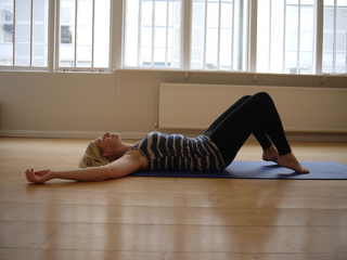 Meditation name: Somatic Yoga Practice for Grounding & Calm