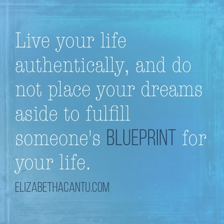 Meditation name: Stop living someone else's blueprint for your life