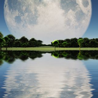 Meditation name: Journey to the Reflection of Moonlight