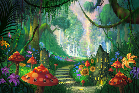 Meditation name: Healing Garden - Guided Meditation