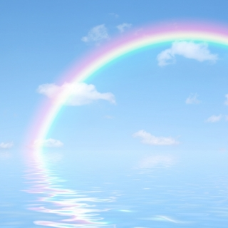 Meditation name: Believe In Yourself - The Rainbow Walk