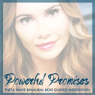 Meditation name: Powerful Promises Theta Wave Guided Meditation
