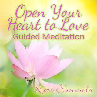 Meditation name: Open Your Heart to Love