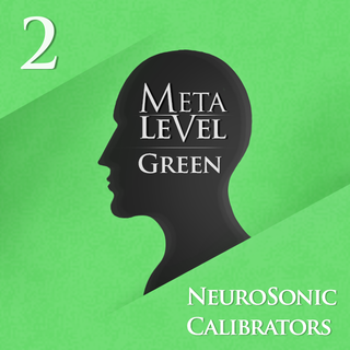 Meditation name: NeuroSonic Calibrator - MetaLevel Green 2